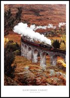 Glenfinnan Viaduct Poster