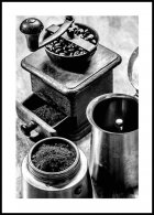 Coffee Poster - Koffie