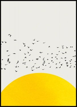 A Thousand Birds Poster