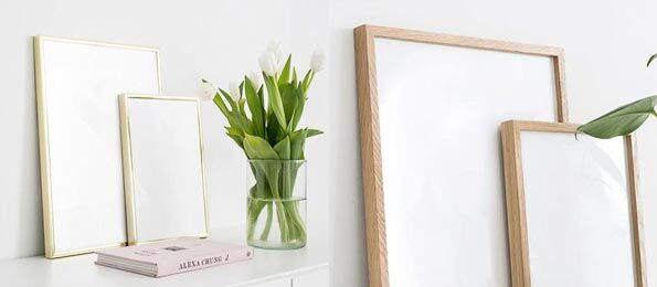 Frames and Picture Frames